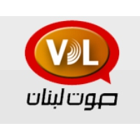 Logo of radio station La Voix du Liban