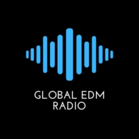 Logo of radio station Global EDM Radio