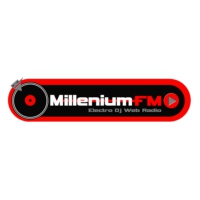 Logo of radio station Millenium FM