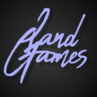 Logo of radio station LandGames