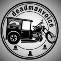 Logo of radio station DeadmanVoiceKC