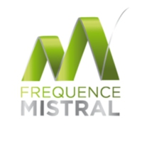 Logo of radio station Fréquence Mistral