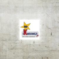 Logo of radio station Ikwekwezi