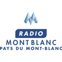 Logo of radio station Radio Mont Blanc Haute Savoie