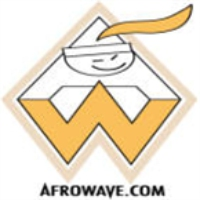 Logo of radio station Afrowave Radio