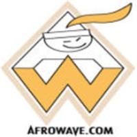 Logo de la radio Afrowave Radio