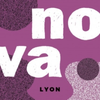 Logo of radio station Nova Lyon