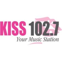 Logo de la radio WCKS Kiss 102.7