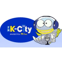 Logo of radio station FM K-City 79.1