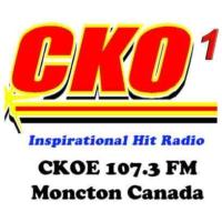 Logo de la radio CKO1 Radio 107.3 FM