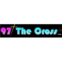 Logo of radio station 97 The Cross