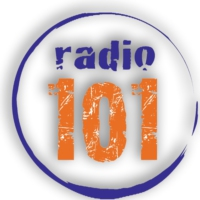 Logo of radio station Radio 101 Malta