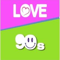 Logo de la radio LOVE 90s