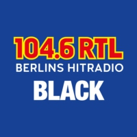 Logo of radio station 104.6 RTL Best of Black