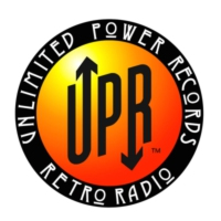 Logo of radio station Unlimited Power Records Retro 60s 70s Radio