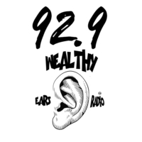 Logo de la radio 92.9 Wears Wealthy Ears Radio