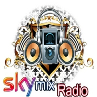 Logo of radio station Skymixradio