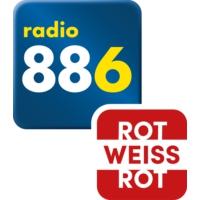 Logo de la radio 88.6 ROT-WEISS-ROT