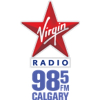 Logo of radio station Virgin Radio 98.5