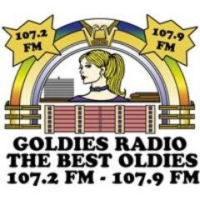 Logo de la radio Goldies Radio