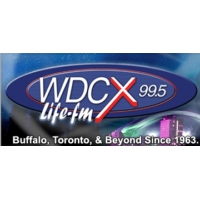 Logo of radio station WDCX Life-FM 99.5