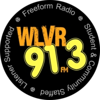 Logo of radio station 91.3 FM WLVR