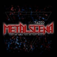 Logo of radio station METALSCENA netRADIO