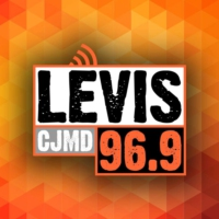 Logo of radio station Lévis 96.9