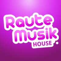 Logo of radio station RauteMusik - House