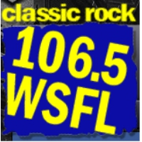 Logo of radio station WSFL