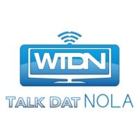 Logo de la radio WTDN - Talk Dat NOLA
