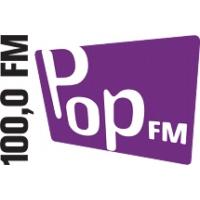 Logo of radio station Pop FM dk
