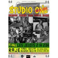 Logo de la radio Studio One la Webradio
