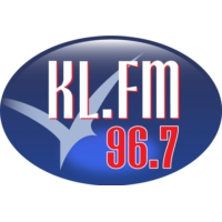 Logo of radio station KL.FM 96.7