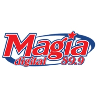 Logo of radio station Magia Digital