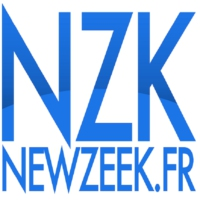 Logo of radio station NZK, L'indé!