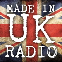 Logo of radio station Made in UK radio