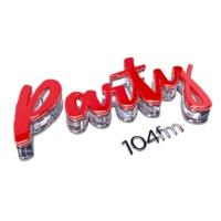 Logo of radio station PARTY FM 104