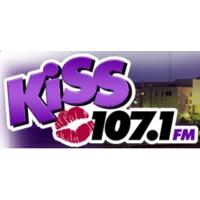 Logo of radio station WTLZ Kiss 107.1