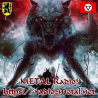 Logo de la radio Metal!Radio