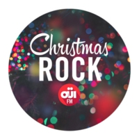 Logo of radio station OUI FM Christmas Rock