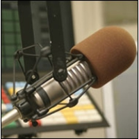Logo of radio station WFOS Chesapeake Public Schools 88.7 FM