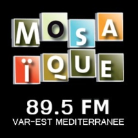 Logo of radio station Mosaïque FM 89.5