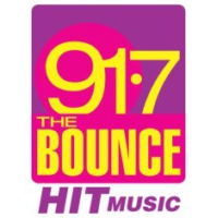 Logo of radio station CHBN The Bounce
