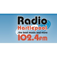 Logo of radio station Radio Hartlepool