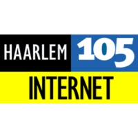 Logo of radio station Haarlem 105