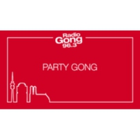 Logo of radio station Radio Gong 96.3 München - Party Gong