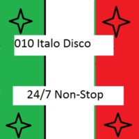 Logo of radio station 010 Italo Disco Radio