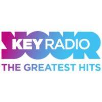Logo of radio station Key Radio