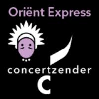 Logo of radio station Concertzender Orient Express